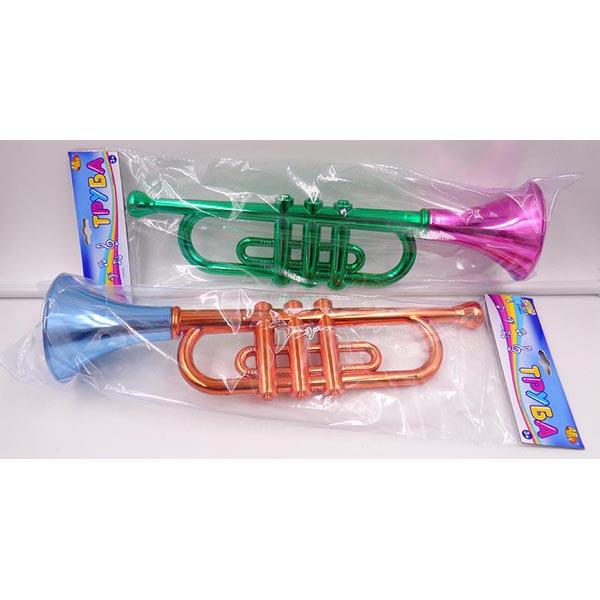 Труба, 2 видаДуховые инструменты<br>Труба, 2 вида<br>