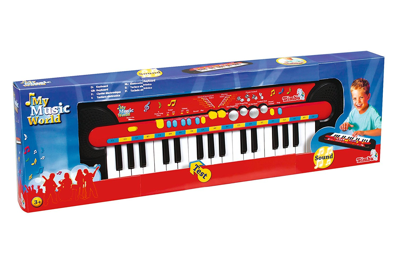 Электросинтезатор My Music WorldСинтезаторы и пианино<br>Электросинтезатор My Music World<br>