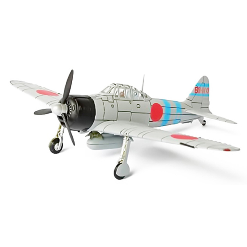 Коллекционная модель - Истребитель Mitsubishi Type Zero 1941, Япония, 1:72Военная техника<br>Коллекционная модель - Истребитель Mitsubishi Type Zero 1941, Япония, 1:72<br>