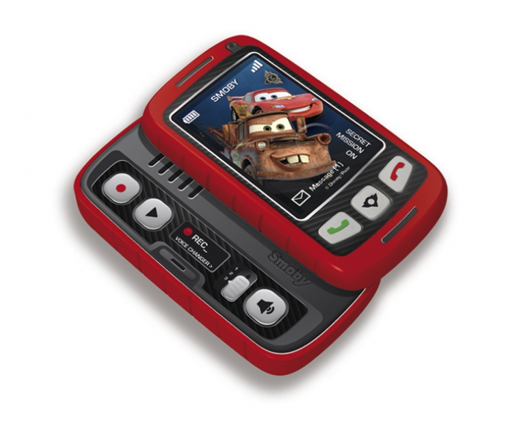 Телефон Шпиона Тачки 2CARS 3 (Игрушки Тачки 3)<br>Телефон Шпиона Тачки 2<br>