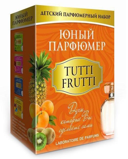 Купить Набор Юный Парфюмер - Tutti Frutti, Каррас