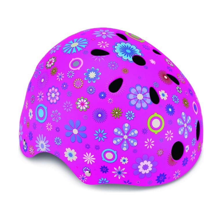 Купить Шлем Globber - Printed Junior XXS/XS, 48-51 см, розовый