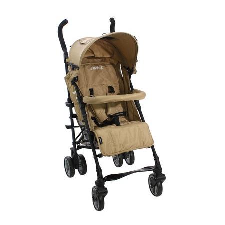 Коляска трость Twist, BeigeДетские коляски Capella Jetem, Baby Care<br>Коляска трость Twist, Beige<br>