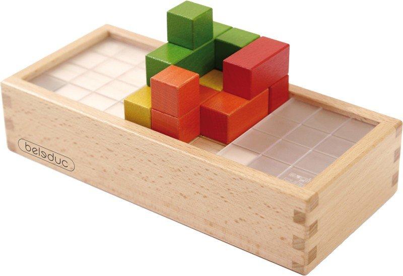 Купить Развивающая игра - Магический куб, Beleduc