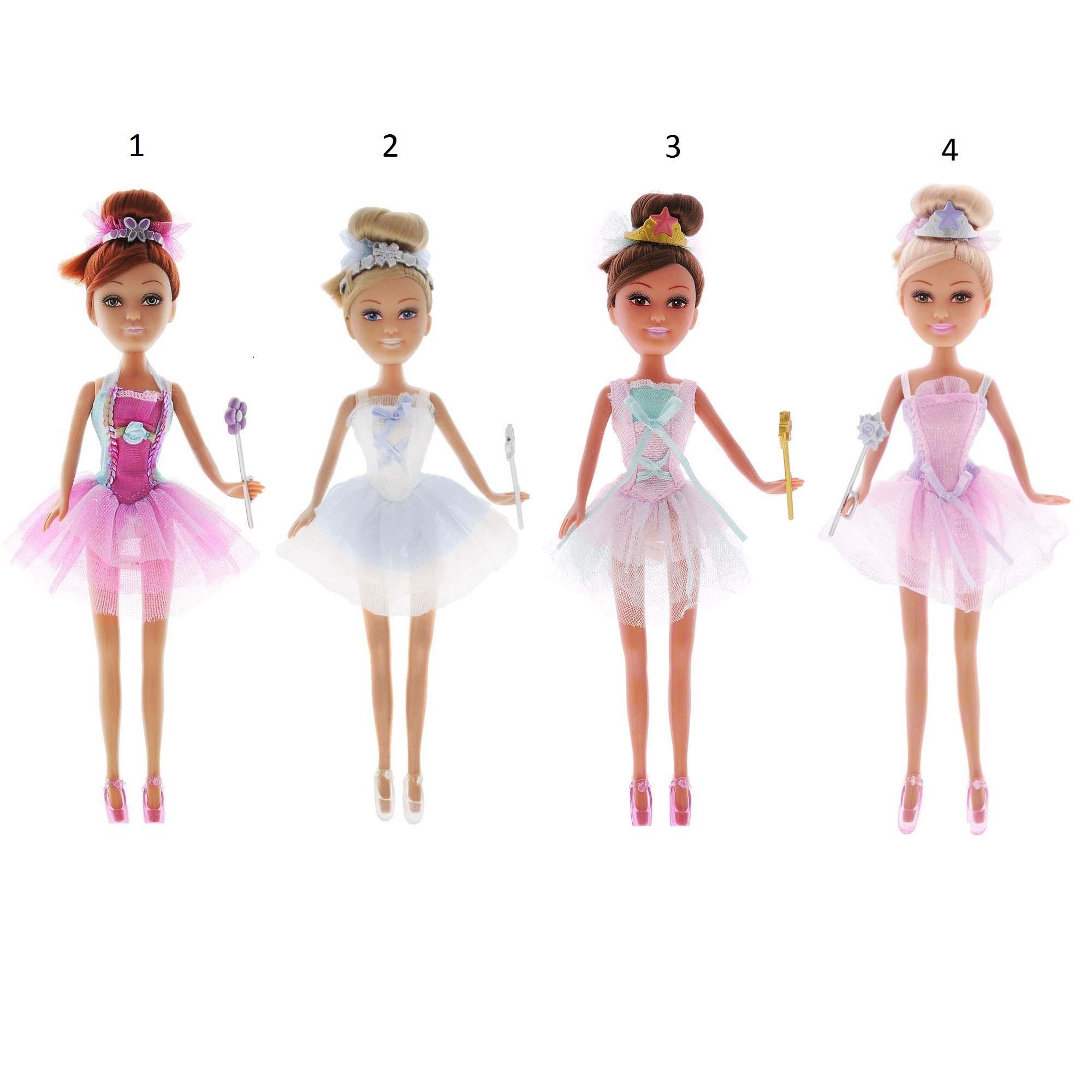 Кукла - БалеринаПупсы<br>Кукла - Балерина<br>