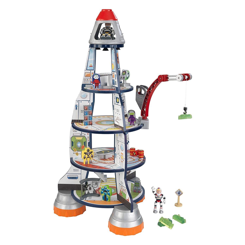 Игровой набор Космический корабль - Самолеты, службы спасения, артикул: 160596