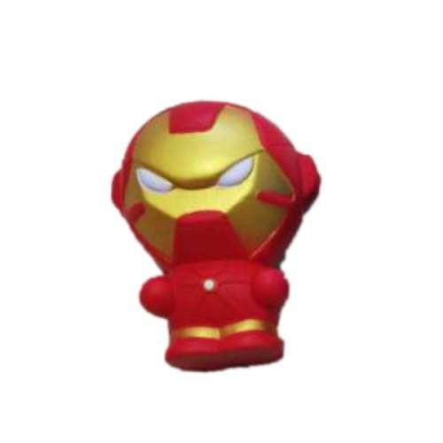 Купить Игрушка-антистресс Squishy - М-м-мняшка – Железный человечек, 1TOY