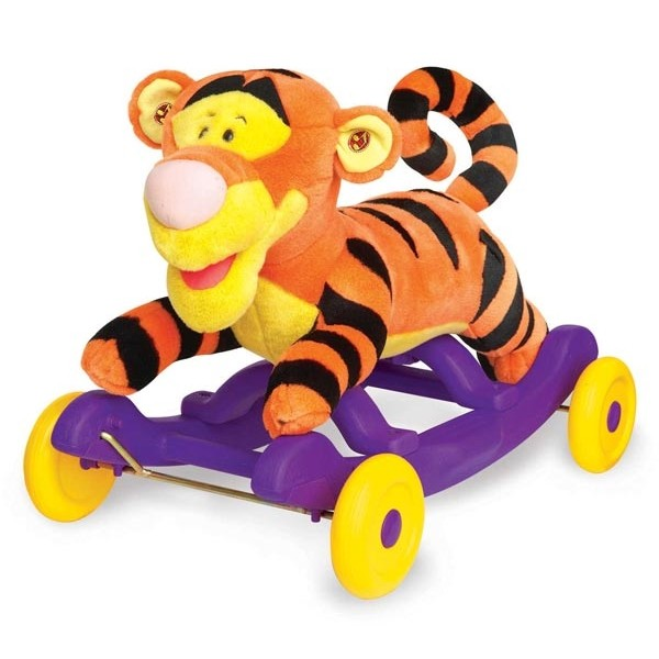 Каталка-качалка «Тигруля»Машинки-каталки для детей<br>Каталка-качалка «Тигруля»<br>