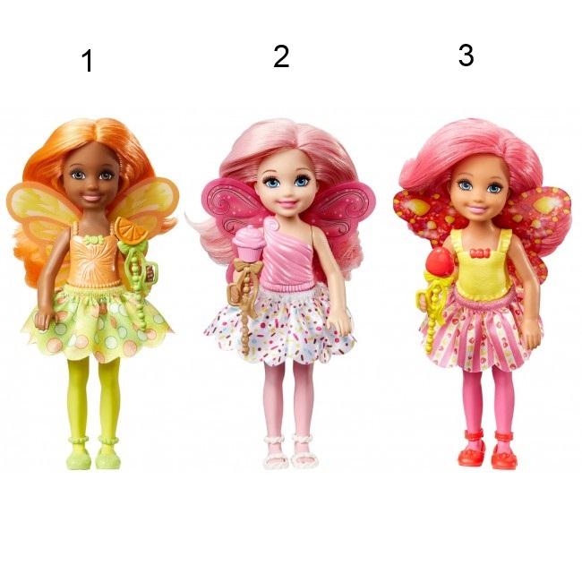 Кукла Barbie - Маленькая фея Челси, 14 смКуклы Barbie (Барби)<br>Кукла Barbie - Маленькая фея Челси, 14 см<br>
