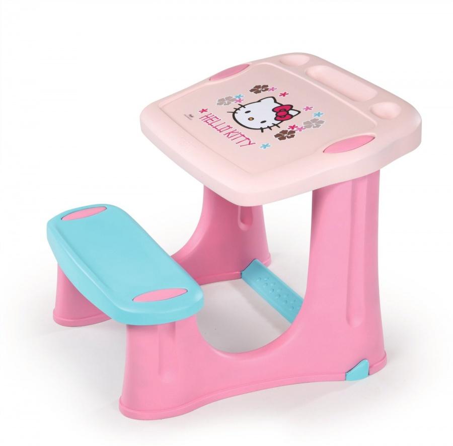 Розова парта серии Hello KittyИгрушки Hello Kitty<br>Розова парта серии Hello Kitty<br>