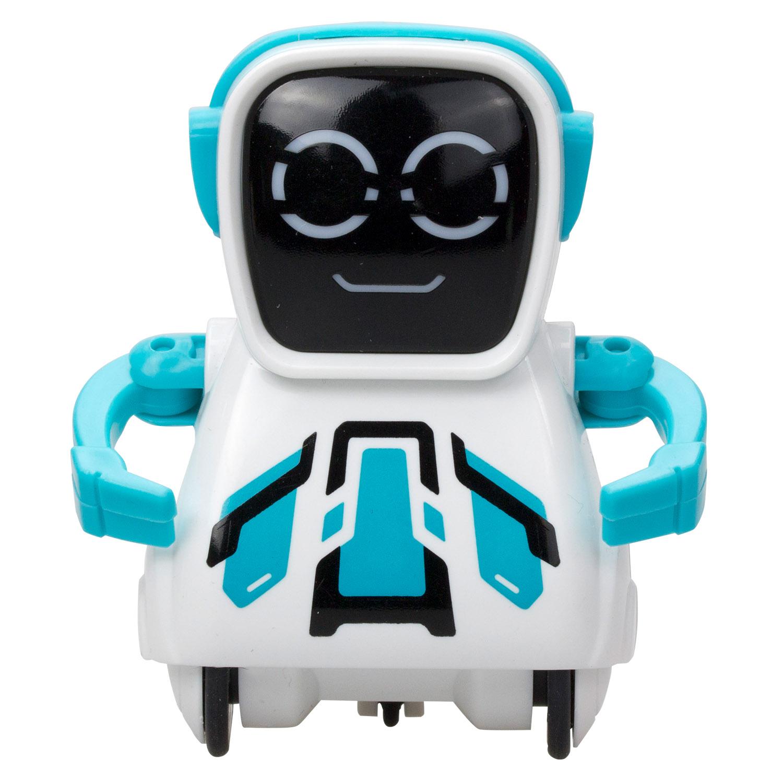 Купить Робот Покибот, синий, Silverlit