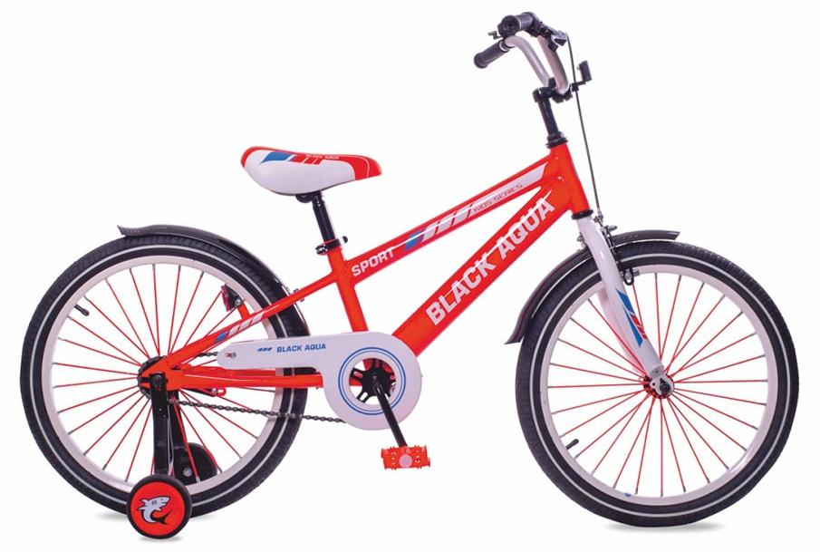 2-х колесный велосипед BA Sport 16