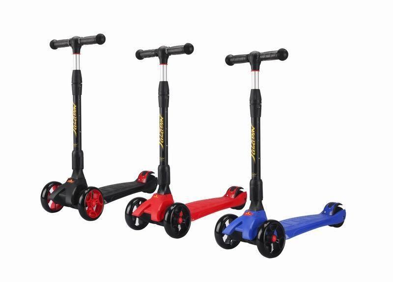 Купить Самокат трехколесный с максимальной нагрузкой до 50 кг., Roing Scooters