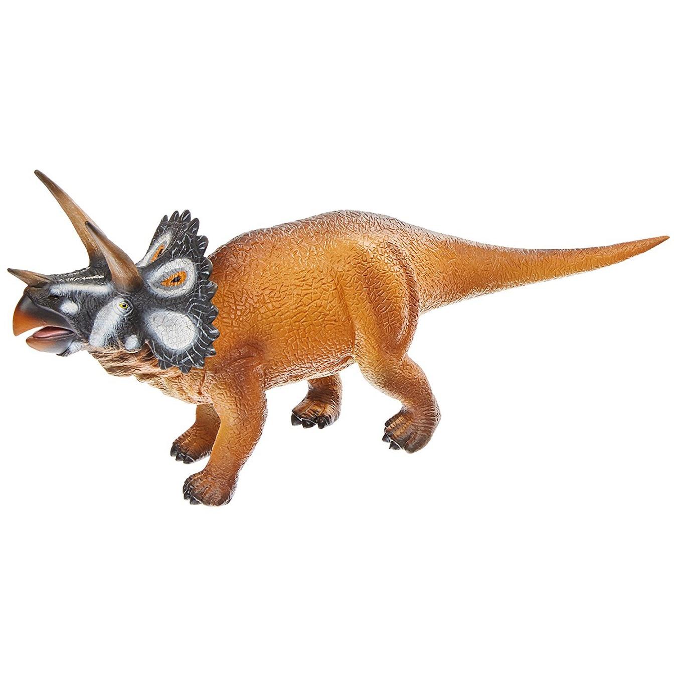 Фигурка Gulliver Collecta - Трицератопс, 1:40Жизнь динозавров (Prehistoric)<br>Фигурка Gulliver Collecta - Трицератопс, 1:40<br>