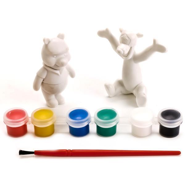 Набор-раскраска Disney - Винни Пух и ТигрРоспись по пластику<br>Набор-раскраска Disney - Винни Пух и Тигр<br>