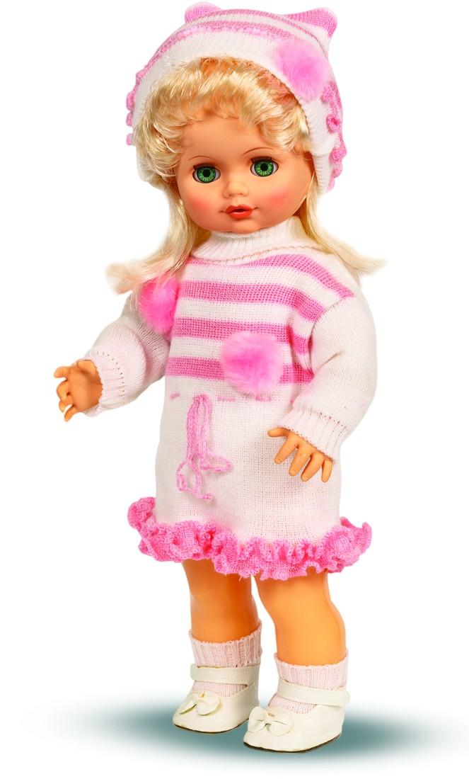 Кукла Инна 37 со звуковым устройством, 43 смРусские куклы фабрики Весна<br>Кукла Инна 37 со звуковым устройством, 43 см<br>