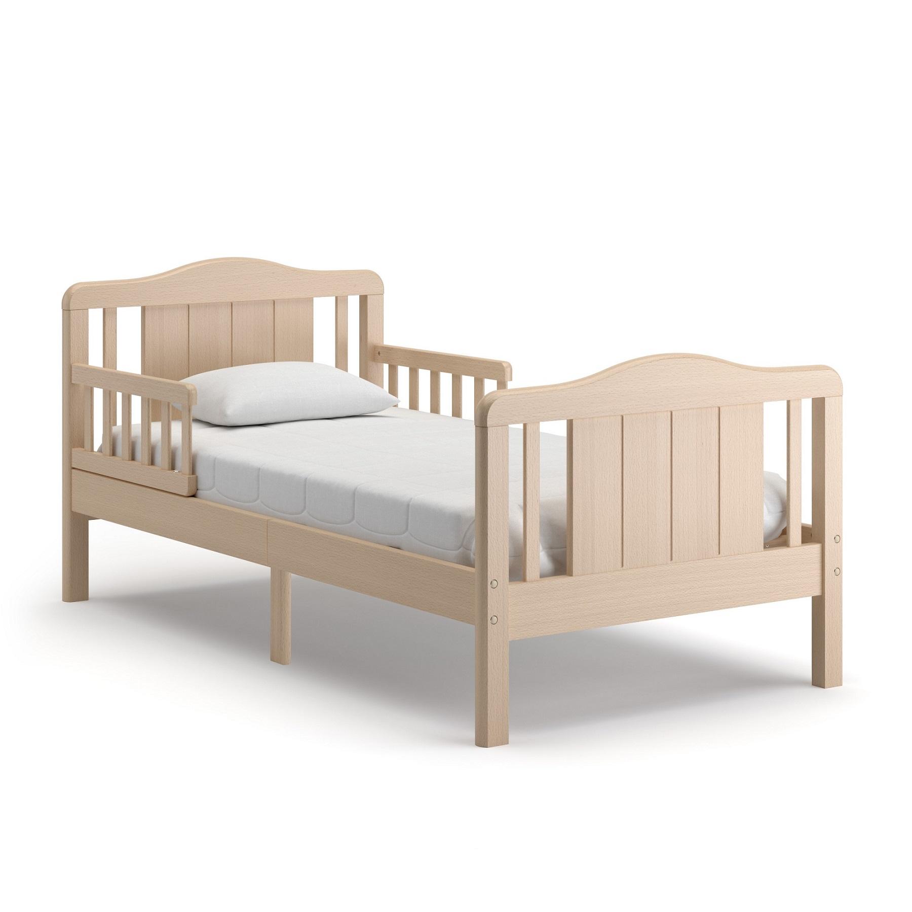 Купить Подростковая кровать Nuovita Volo, цвет - Sbiancato / Отбеленный