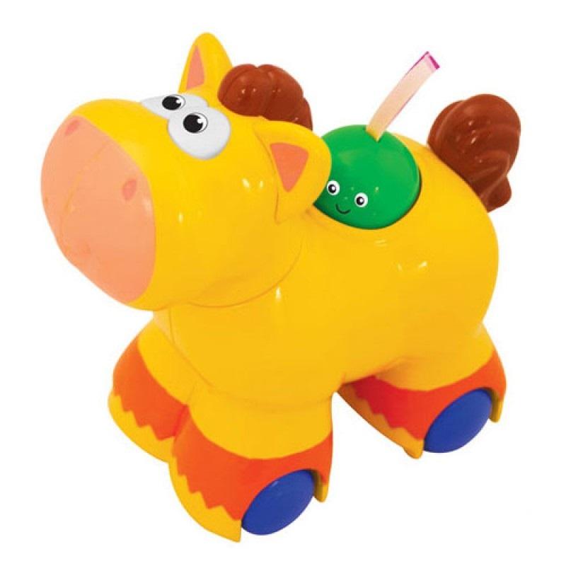 Каталка Пони - Детские развивающие игрушки, артикул: 98946