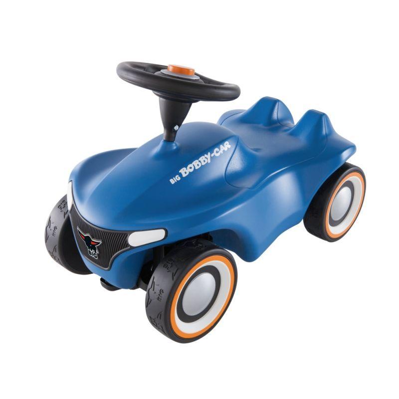 Купить Детская машинка-каталка BIG Bobby Car Neo, синяя