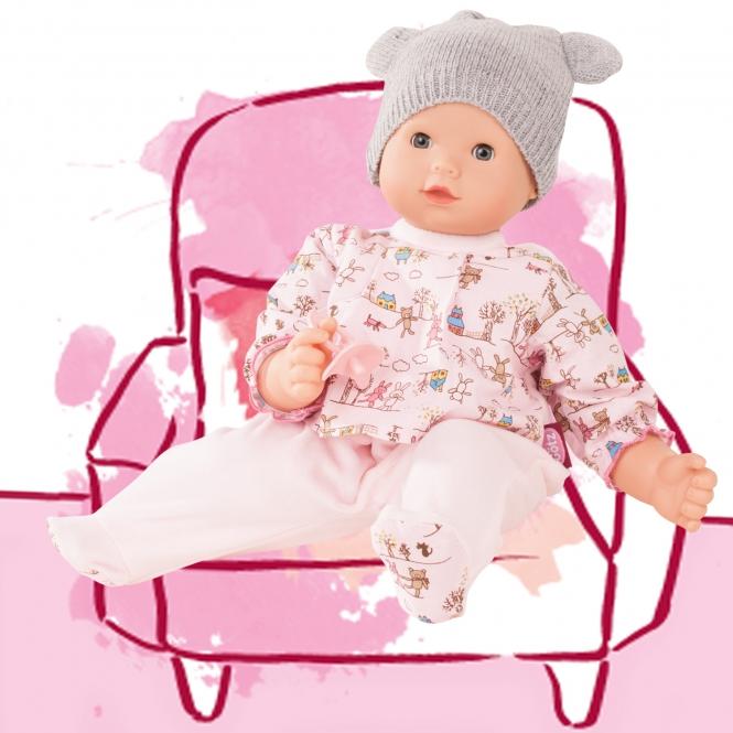 Купить Кукла Макси-маффин, без волос, 42 см., Gotz