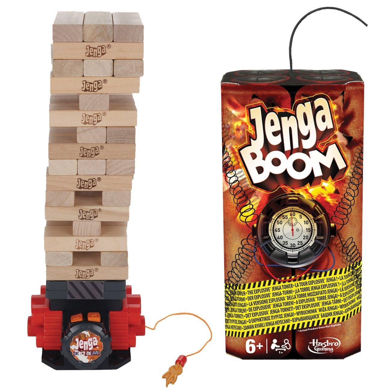 Jenga Boom. Дженга Бум - Дженга, артикул: 60930