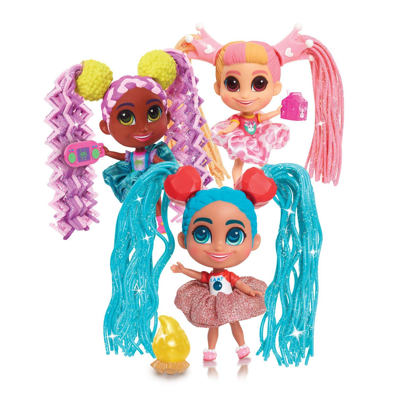 Малышки-сестрички Hairdorables Мармеладная фантазия 2 серия 12 героинь.