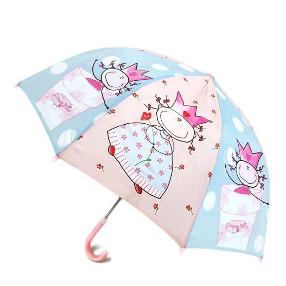 Зонт детский - Смешная принцесса, 46 см.Детские зонты<br>Зонт детский - Смешная принцесса, 46 см.<br>