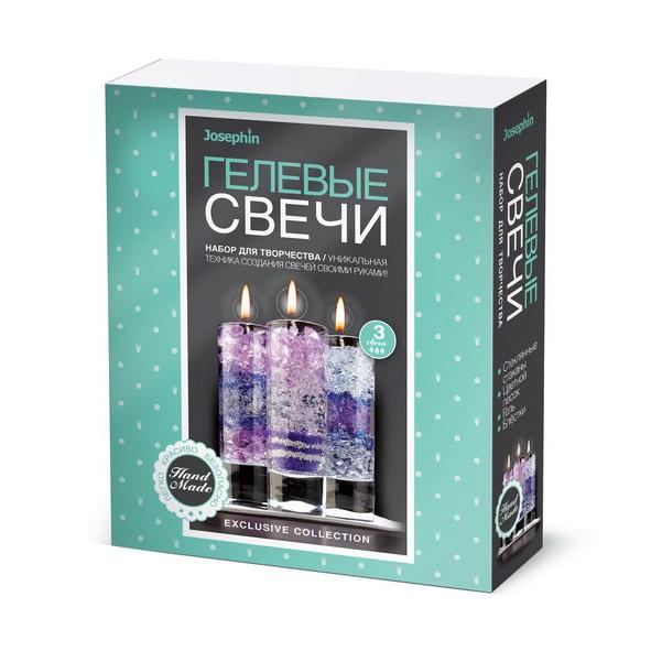 Купить Свечи гелевые Josephin - Набор №3, Фантазёр