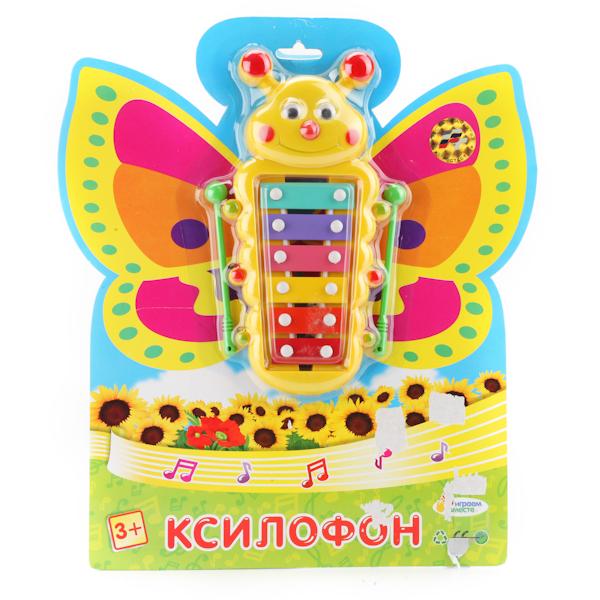 Ксилофон - БабочкаКсилофоны<br>Ксилофон - Бабочка<br>