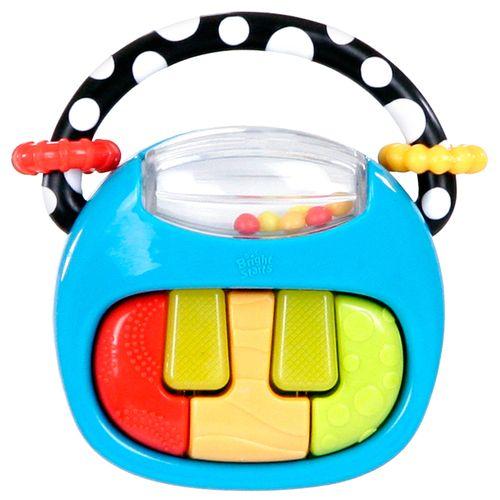 Музыкальная развивающая игрушка «Мини-пианино» - Синтезаторы и пианино, артикул: 97956