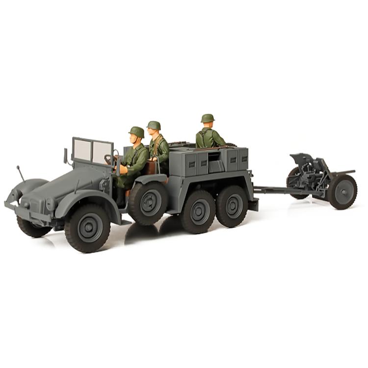 Коллекционная модель - Германия, самоходная установка Pak 36, Балтика, 1941, 1/32Военная техника<br>Коллекционная модель - Германия, самоходная установка Pak 36, Балтика, 1941, 1/32<br>