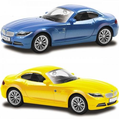 Металлическая машина RMZ City - BMW Z4, 1:43BMW<br>Металлическая машина RMZ City - BMW Z4, 1:43<br>