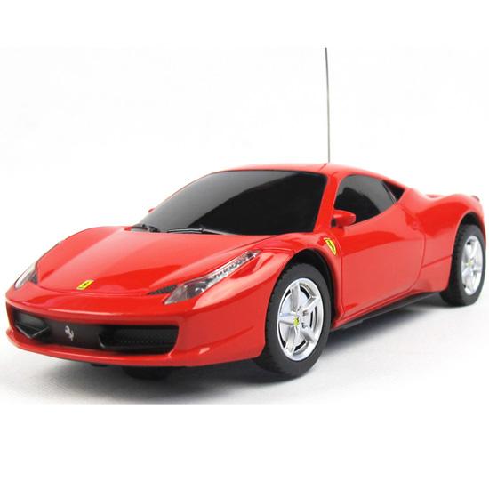 Машинка на радиоуправлении Ferrari 458 Italia, масштаб 1:32Машины на р/у<br>Машинка на радиоуправлении Ferrari 458 Italia, масштаб 1:32<br>