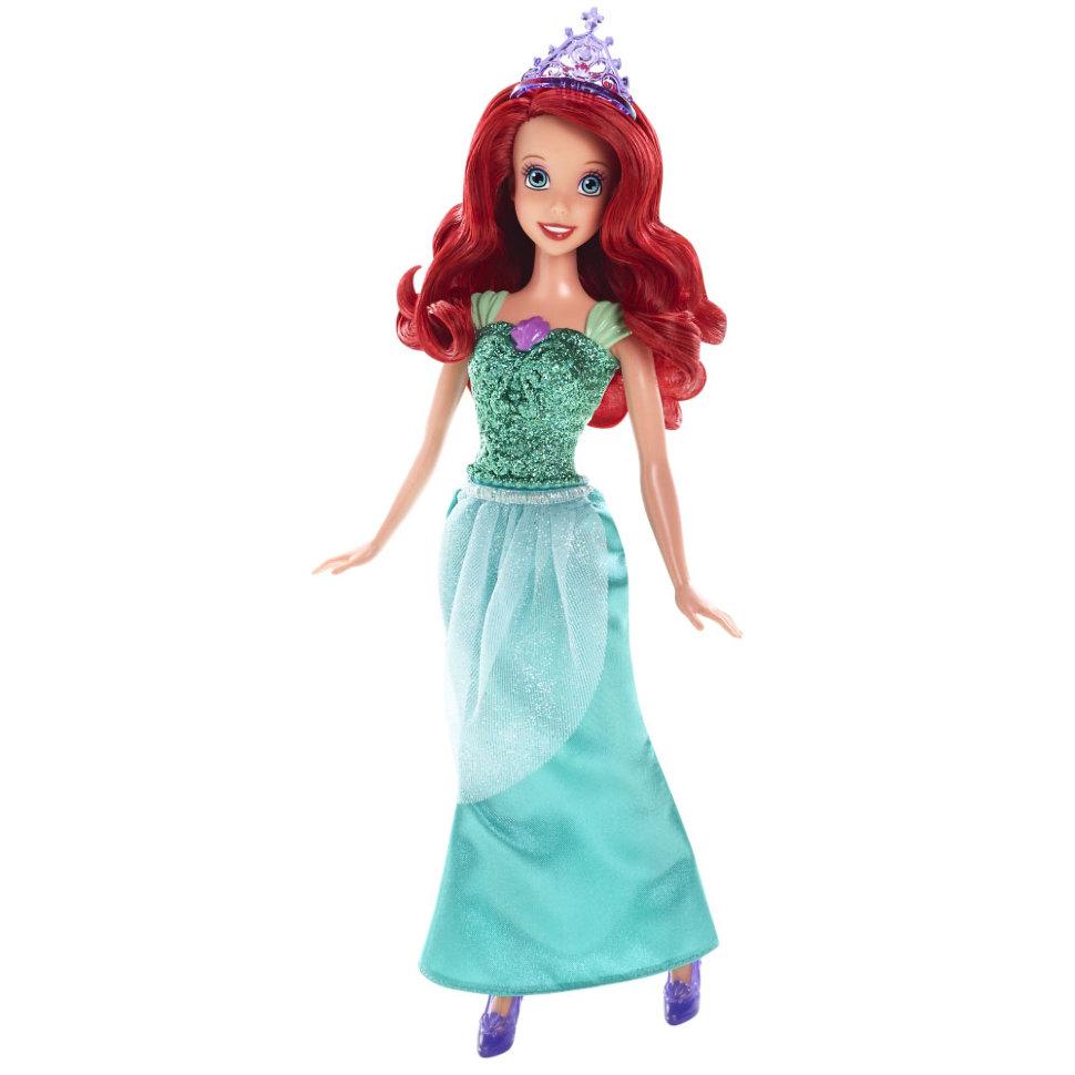 Кукла Ариэль из серии Принцессы Дисней, 28 см.Ариэль<br>Кукла Ариэль из серии Принцессы Дисней, 28 см.<br>