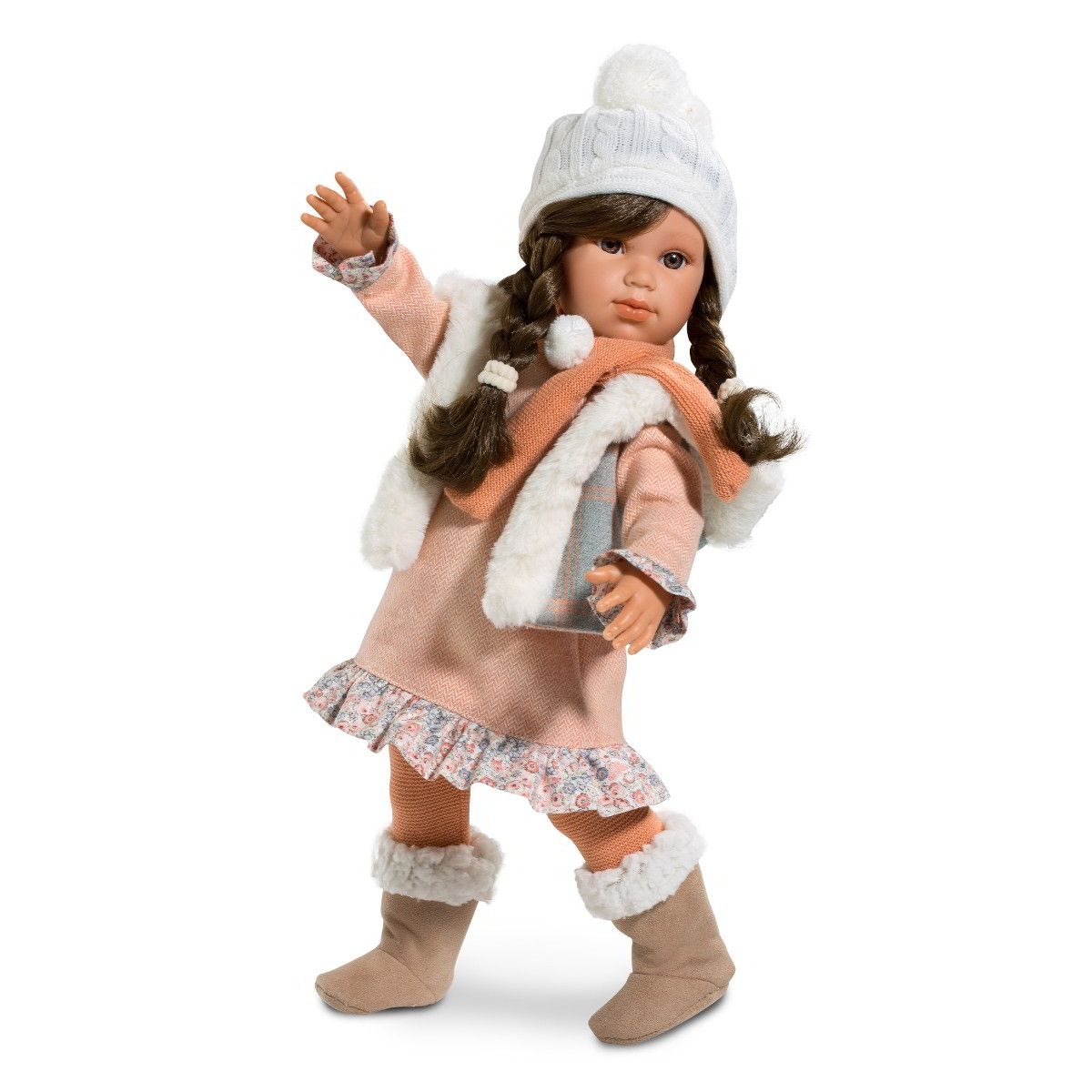 Купить Кукла Ангелина, 42 см, Llorens Juan