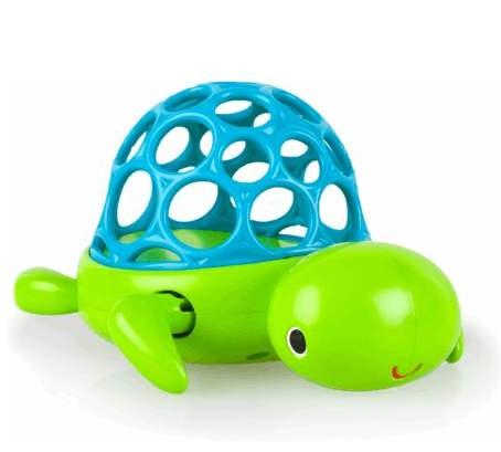 Купить Игрушка для ванны - Черепашка, Oball