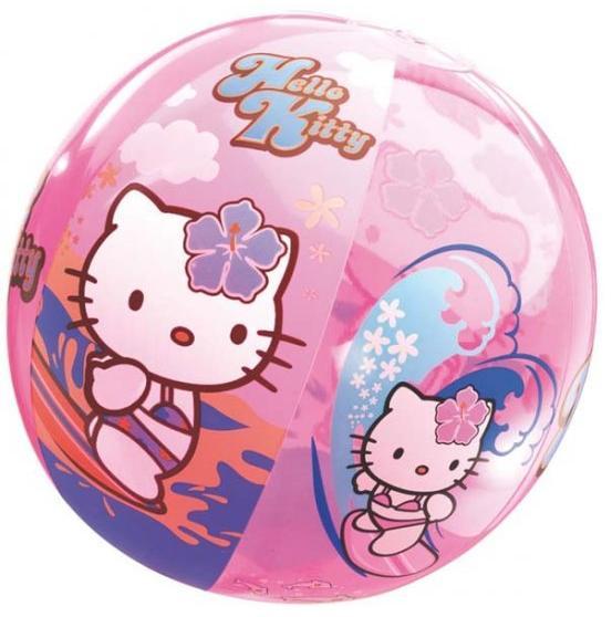 Пляжный мяч Hello KittyНадувные животные, круги и матрацы<br>Пляжный мяч Hello Kitty<br>