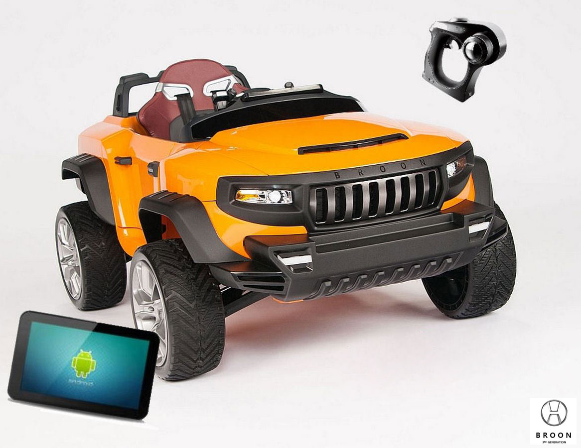 BROON Henes Электромобиль Т870 джип-внедорожникЭлектромобили, детские машины на аккумуляторе<br>BROON Henes Электромобиль Т870 джип-внедорожник<br>