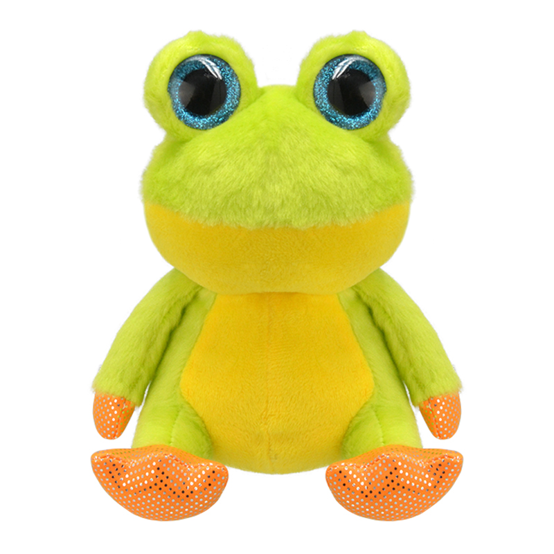 Мягкая игрушка - Лягушонок, 15 см фото