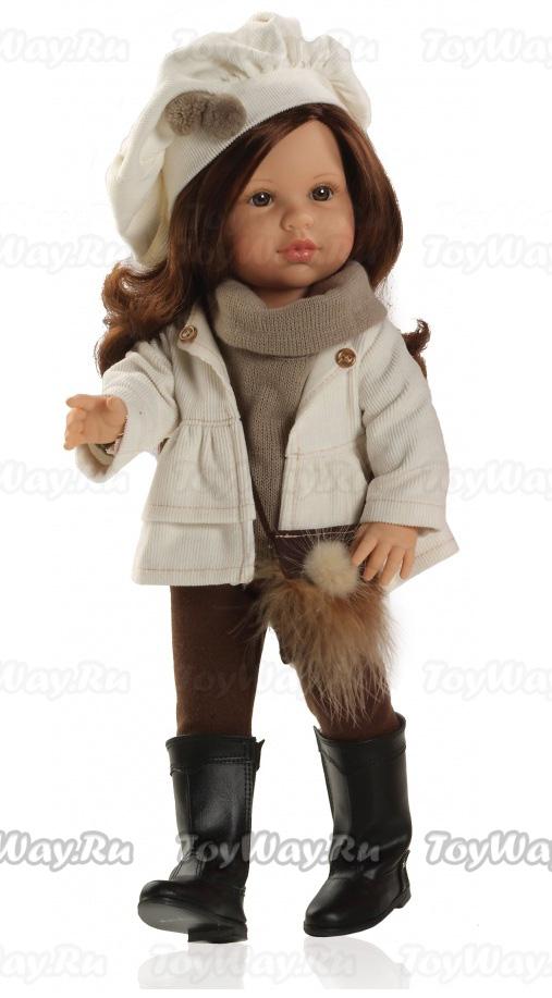 Кукла Эшли, 40 смИспанские куклы Paola Reina (Паола Рейна)<br>Кукла Эшли, 40 см<br>