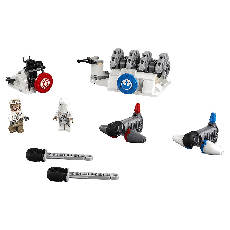 Конструктор Lego Star Wars - Разрушение генераторов на Хоте