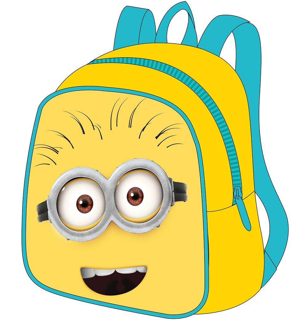 Рюкзачок малый Despicable Me © Universal Studios - МиньоныДетские рюкзаки<br>Рюкзачок малый Despicable Me © Universal Studios - Миньоны<br>