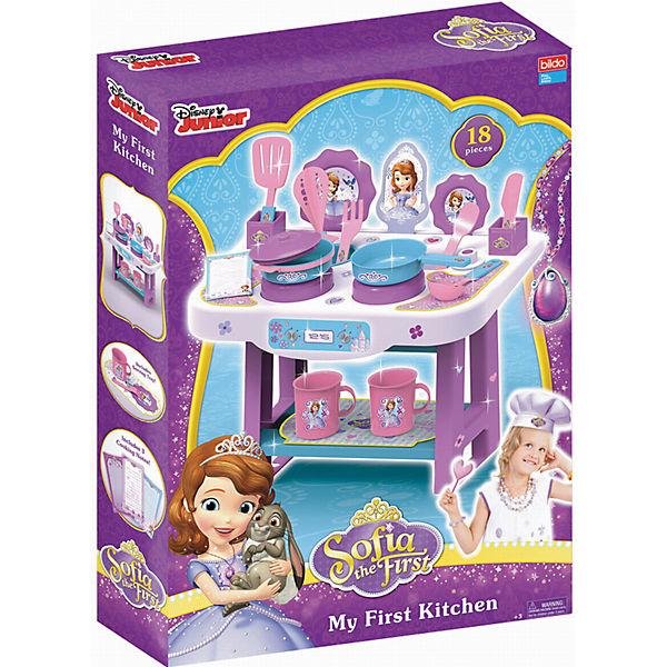 Игрова кухн больша - Принцесса СофиДетские игровые кухни<br>Игрова кухн больша - Принцесса Софи<br>