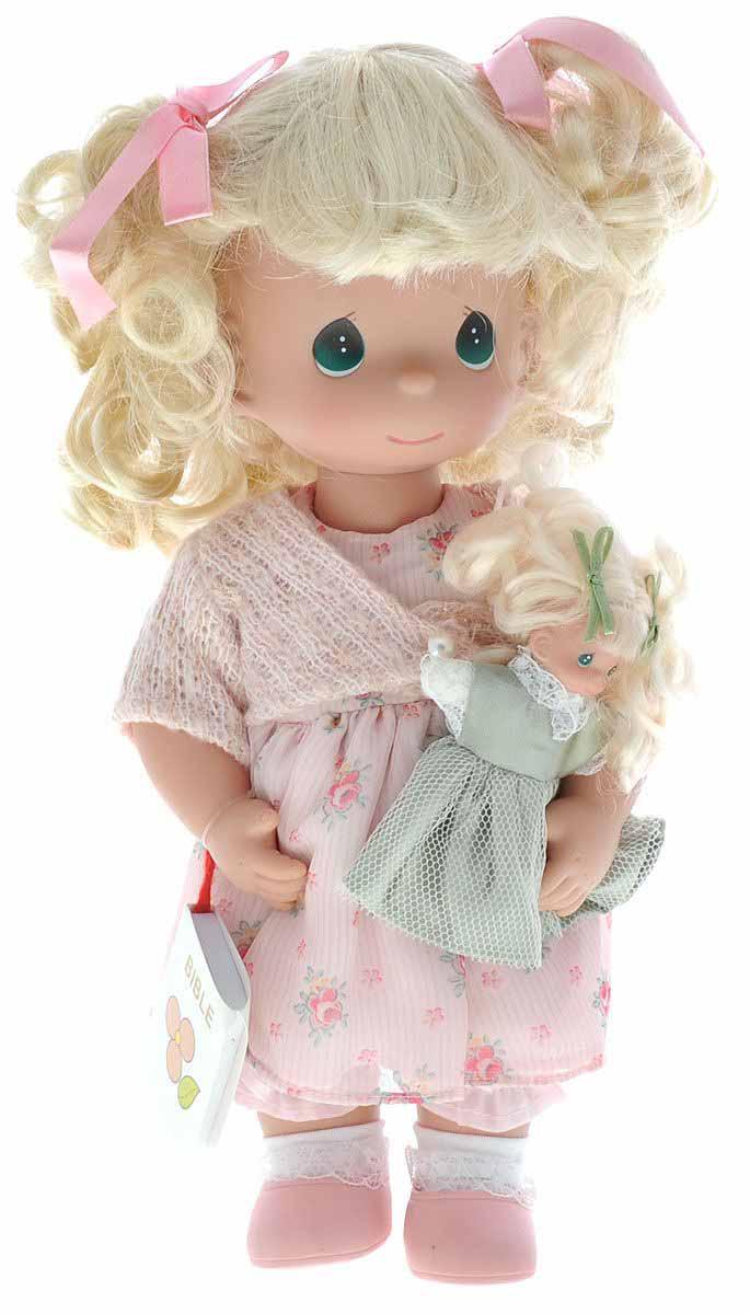 Кукла Precious Moments - Научи меня, 30 смПупсы<br>Кукла Precious Moments - Научи меня, 30 см<br>