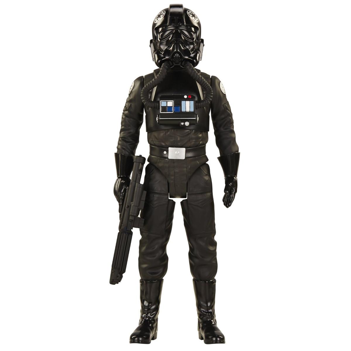 Большая фигурка пилота. Воины Повстанцев - Звёздные воиныИгрушки Star Wars (Звездные воины)<br>Большая фигурка пилота. Воины Повстанцев - Звёздные воины<br>