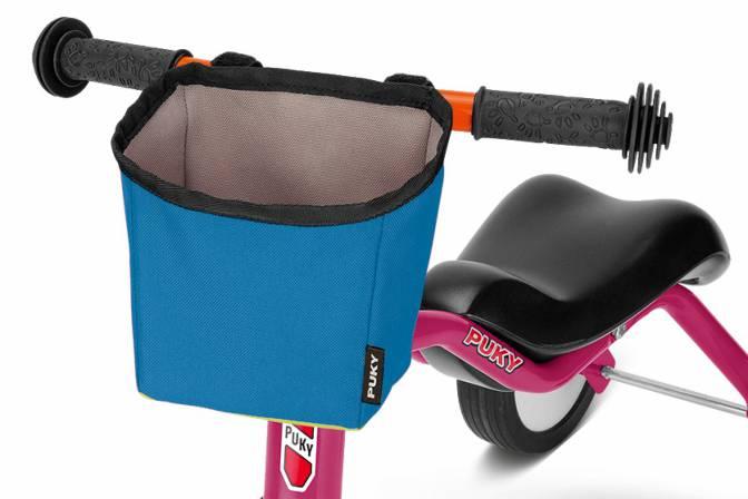 Купить Сумка LT3 blue/ синяя на руль для беговелов Pukylino, Wutsch и велосипеда Fitsch