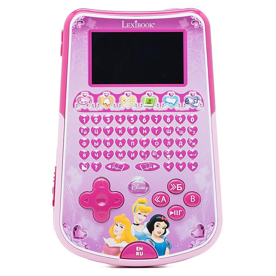 Детский компьютер  планшетник  Принцесса  - Детский обучающий компьютер, артикул: 119543