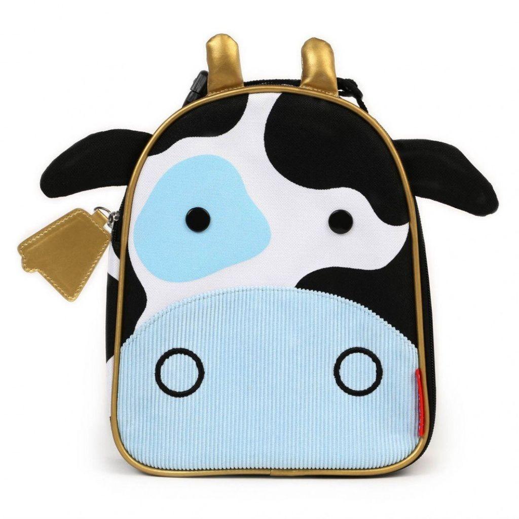 Купить Ланч-бокс детский Корова, Skip Hop