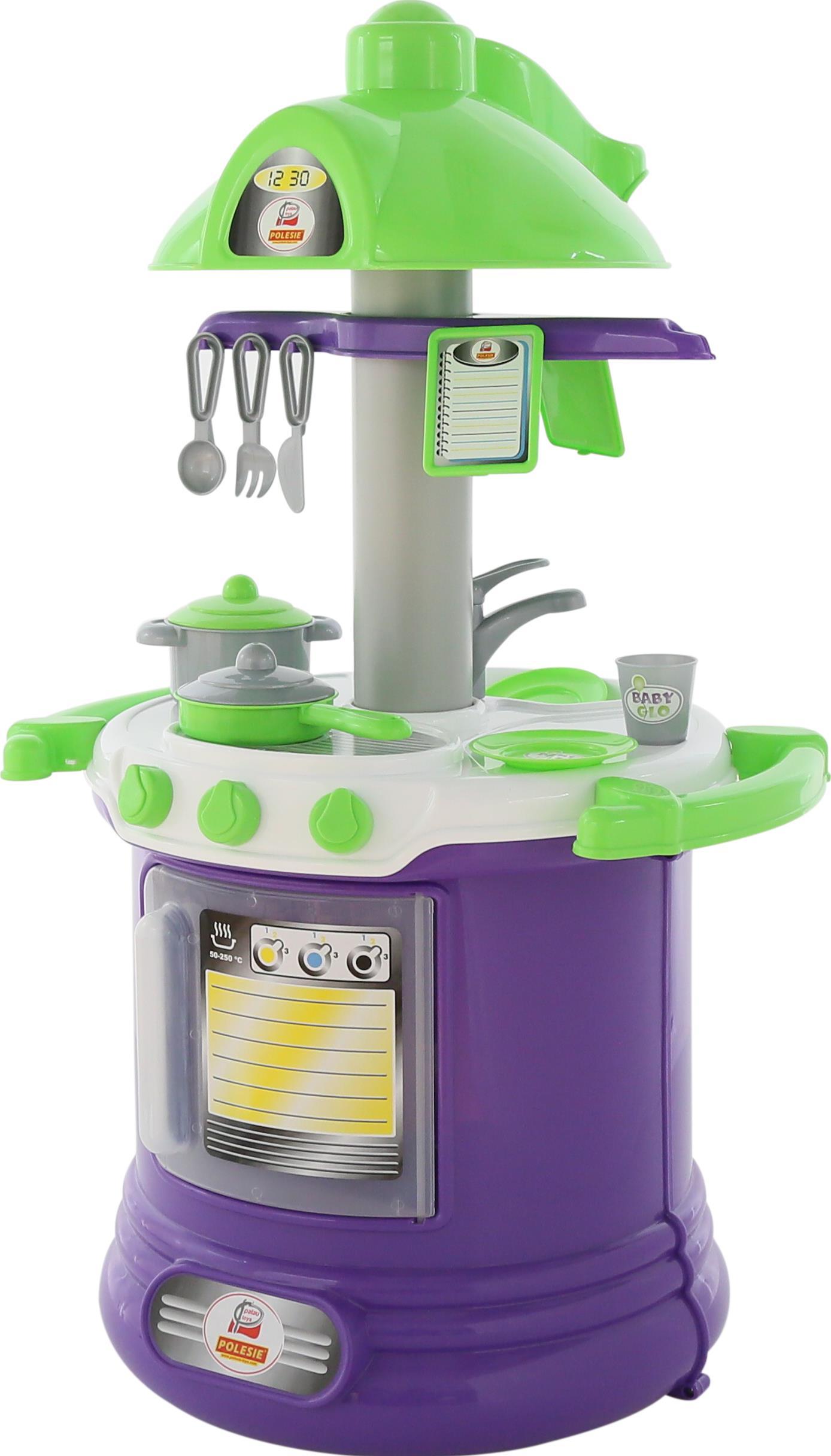Игровая кухня Baby Glo №2, в пакетеДетские игровые кухни<br>Игровая кухня Baby Glo №2, в пакете<br>