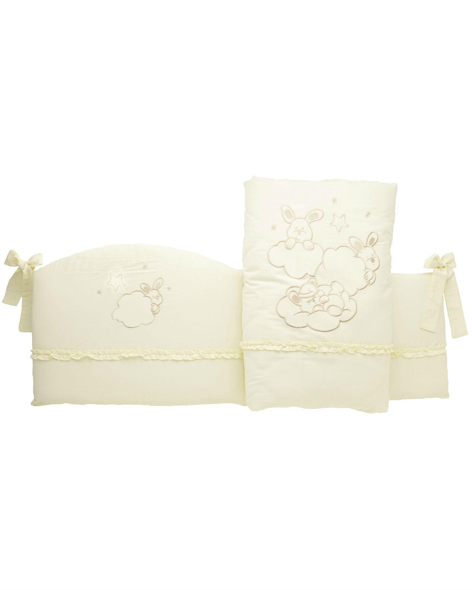 Бампер в кроватку bumper Etoile BrillianteДетское постельное белье<br>Бампер в кроватку bumper Etoile Brilliante<br>